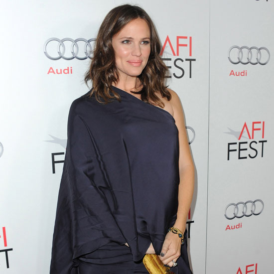Jennifer Garner Pregnant Pictures at AFI Butter Premiere
