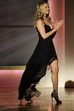 Jennifer Aniston Goes Super Sexy to Support Chelsea Handler at Glamour Awards
