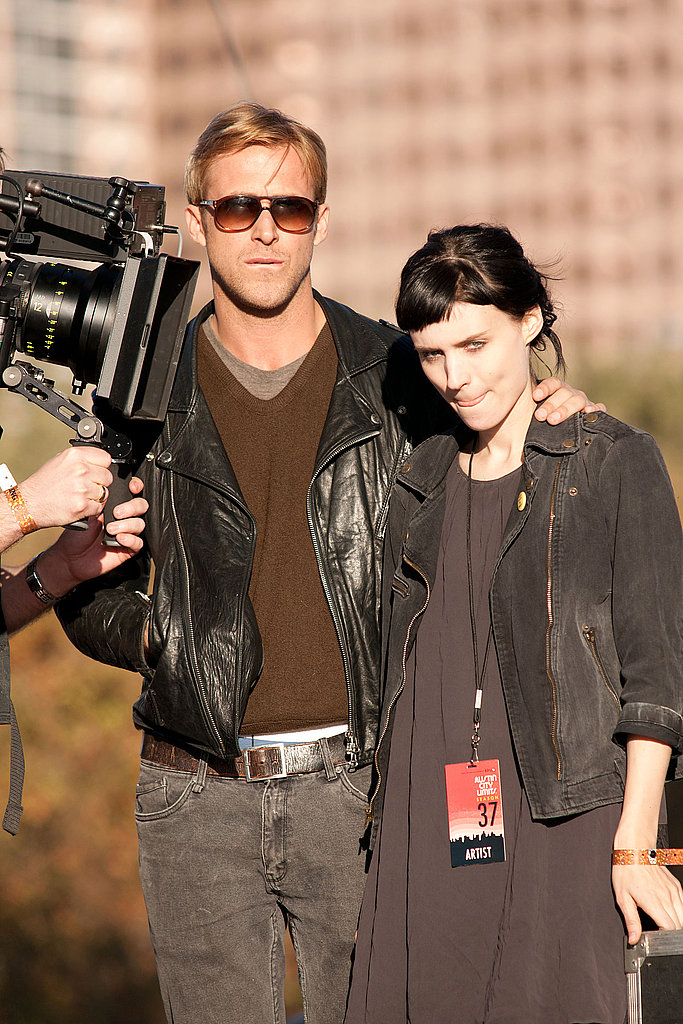 Ryan Gosling and Rooney Mara at Fun Fun Fun Fest in Austin.