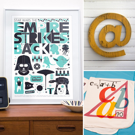 Geek Chic Decor: 7 Nerdy Finds For the Nursery