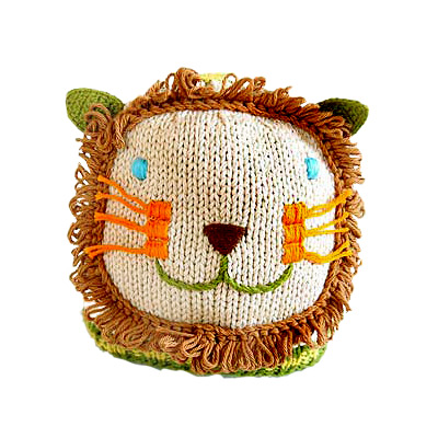 Lion Knit Hat