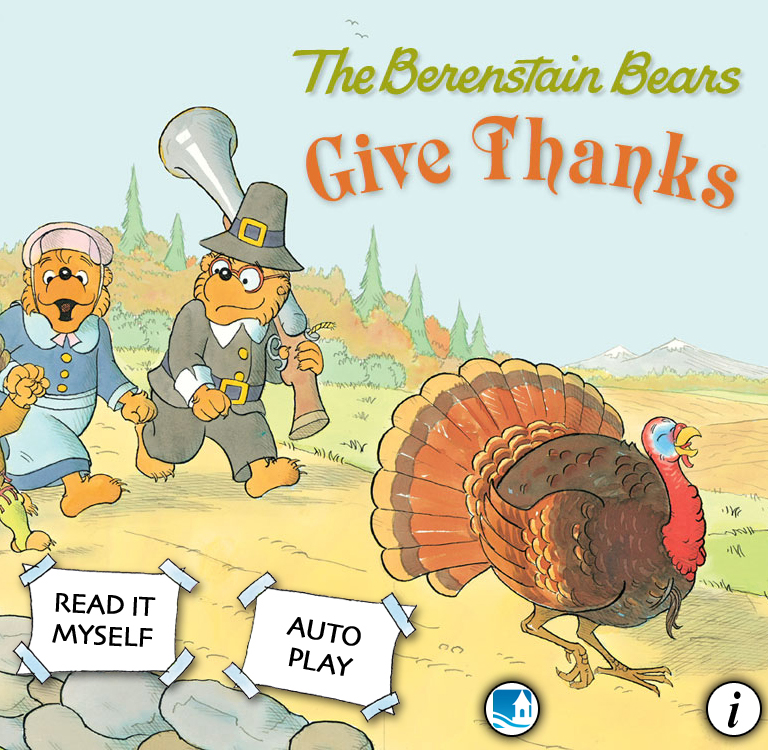 Thanksgiving Apps For Kids