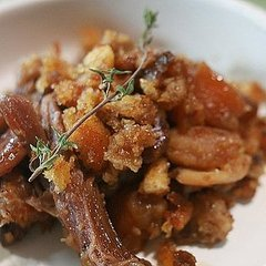 SF Thanksgiving Turkey Cassoulet Recipes