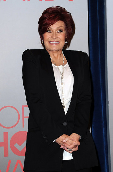 Sharon Osbourne at the People's Choice Awards nominations.