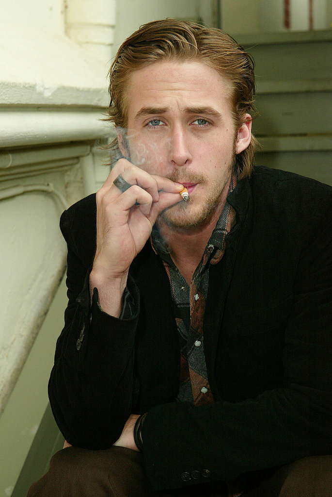 Ryan was smoking hot at a photocall for The United States of Leland in 2003.
