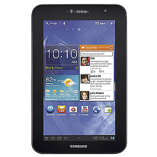 Samsung Galaxy Tab 7 Plus Details on T-Mobile