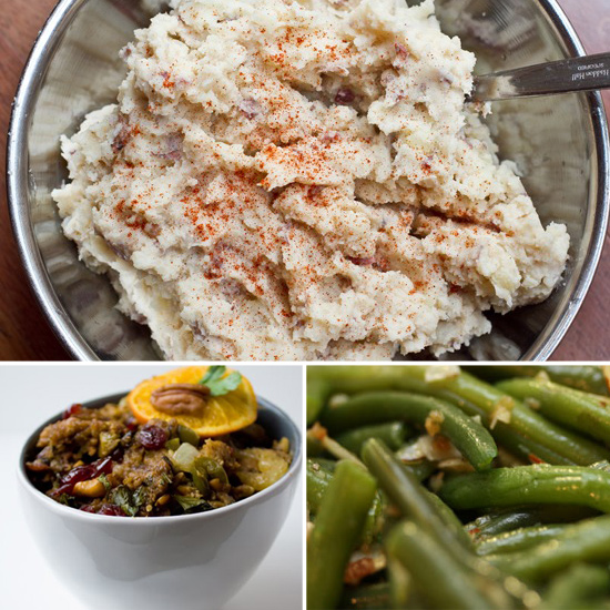 Traditional Thanksgiving Side Dishes Done Vegan