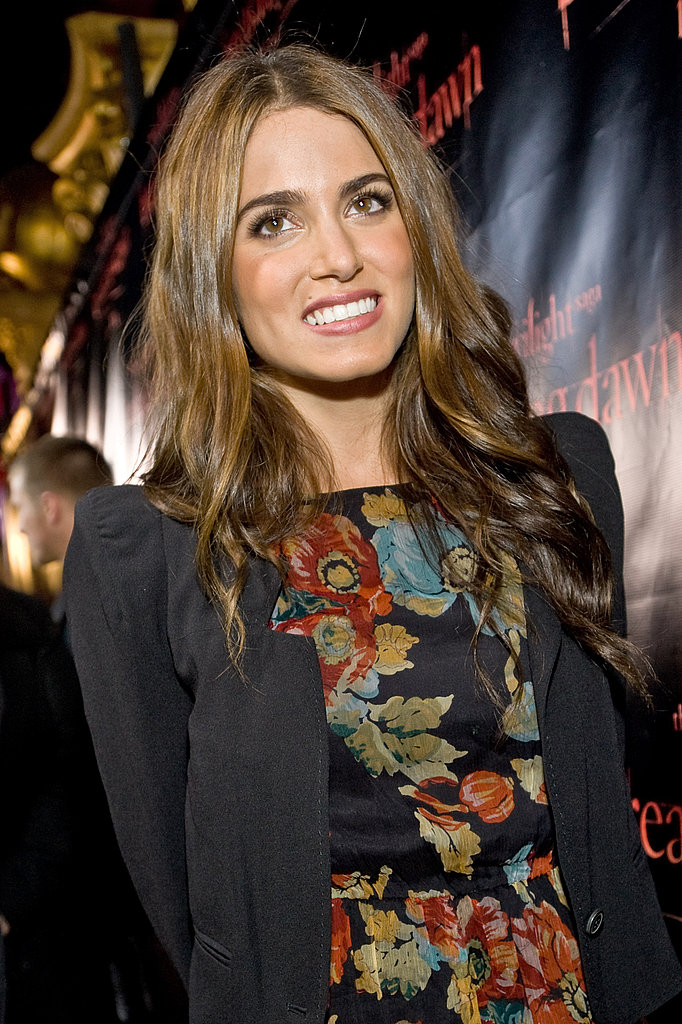 Nikki Reed attended the Twilight concert series in Chicago.