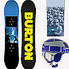Star Wars Burton Snowboards