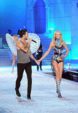 Sexy Models Get Cheeky in the Victoria's Secret Fashion Show