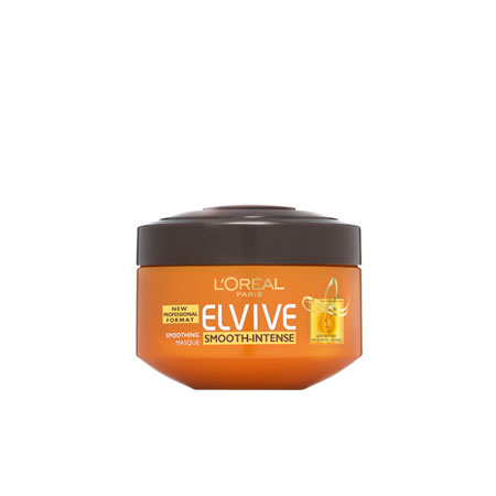 L'Oreal Paris Elvive Smooth-Intense Smoothing Masque, $9.95