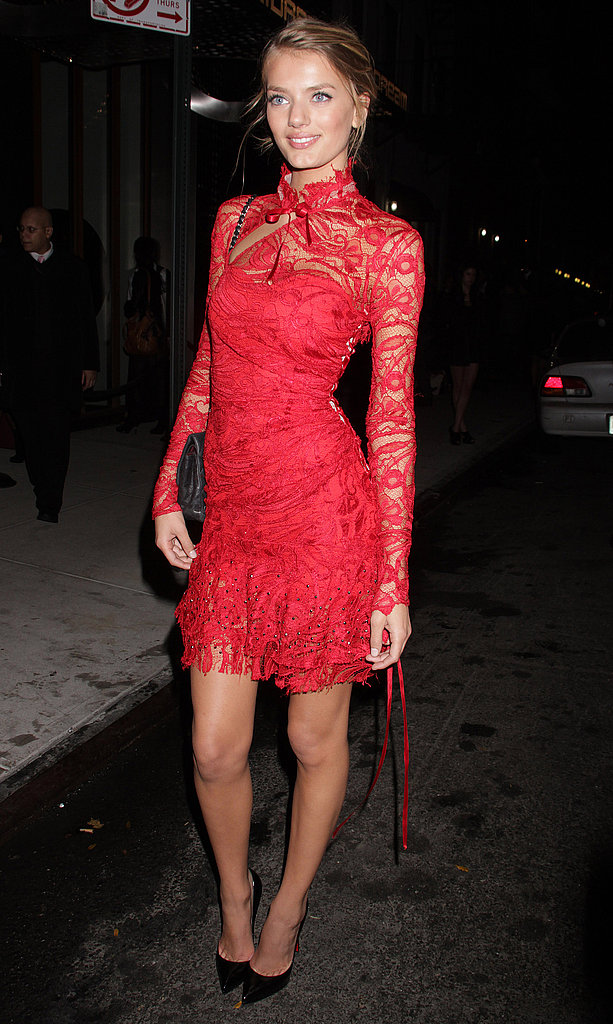 2011 Victoria's Secret Fashion Show After Party