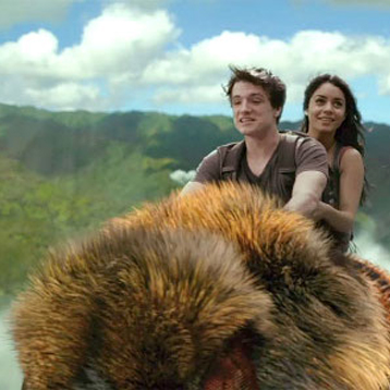Journey 2: The Mysterious Island Trailer Starring Josh Hutcherson