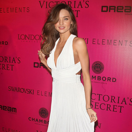 Victoria's Secret Runway Show Afterparty Pictures
