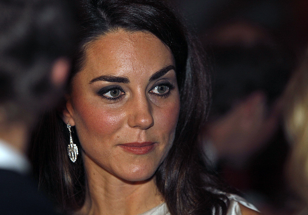 Kate Middleton hosting dinner at St. James Palace.