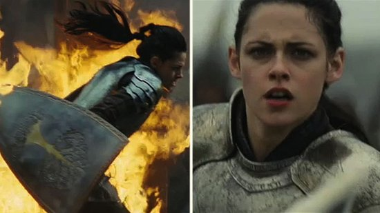 Video: Snow White Trailer Shows Kristen Stewart in Badass Mode as She Films New Scenes