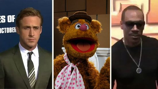 Video: Ryan Gosling, The Muppets, and More Eddie Murphy Oscar Replacement Ideas