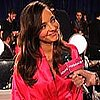 Backstage Video Interviews With Miranda Kerr, Adriana Lima at 2011 Victoria&#039;s Secret Fashion Show