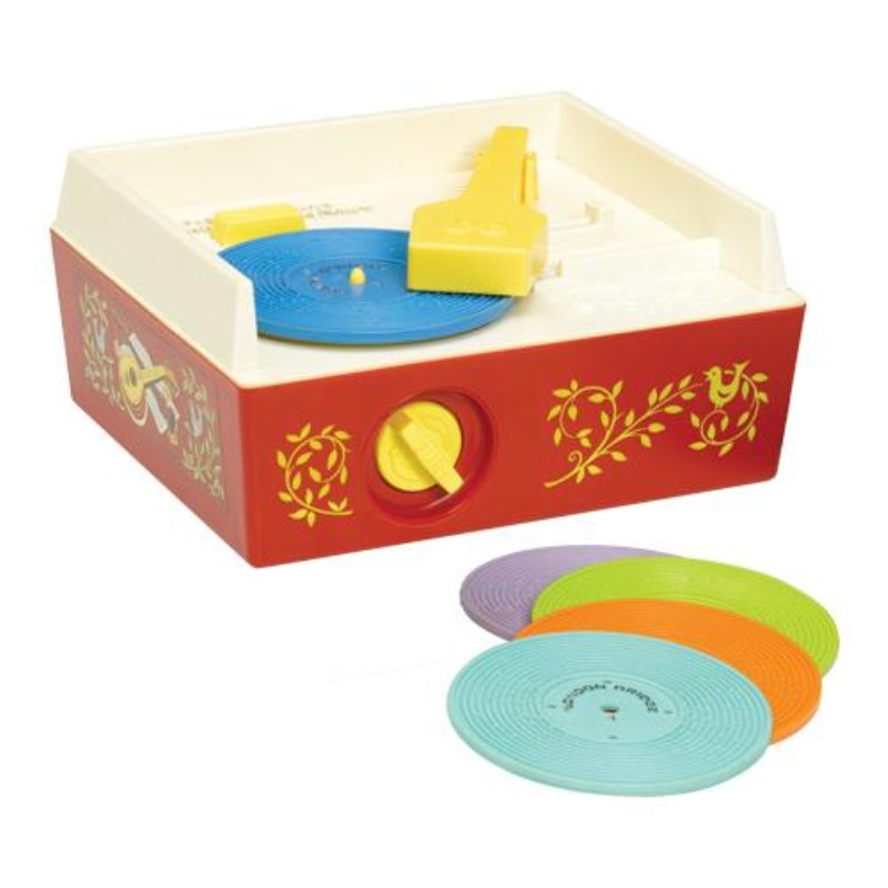 Old School Fisher-Price Record Player ($29)