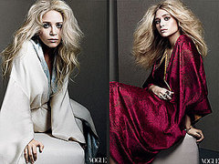 Mary-Kate &amp; Ashley Olsen Top Vogues Best Dressed List
