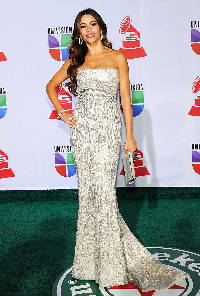 Sofia Vergara attended the 2011 Latin Grammys.
