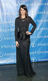 Kristen Wiig went with a floor-length look for the American Museum of Natural History Gala.