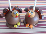 Tom Turkey Cake Pops