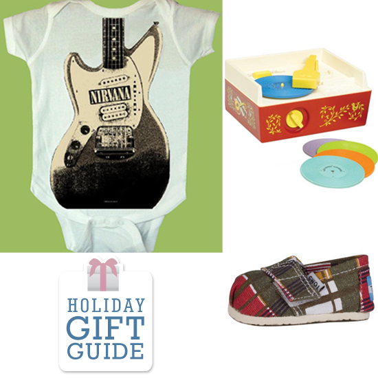 Too Cool For School? A Gift Guide For Baby Hipsters