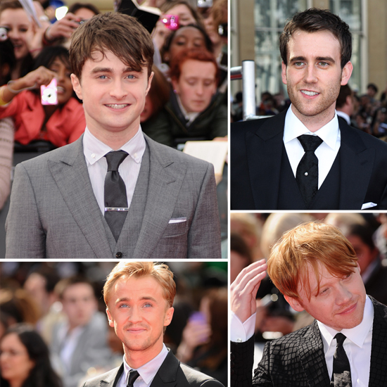 Harry Potter Hotties: Do, Dump, or Marry?