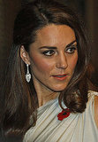 Kate Middleton Experiments With a New 'Do