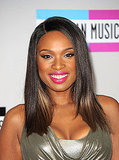 Jennifer Hudson looked beautiful at the American Music Awards.