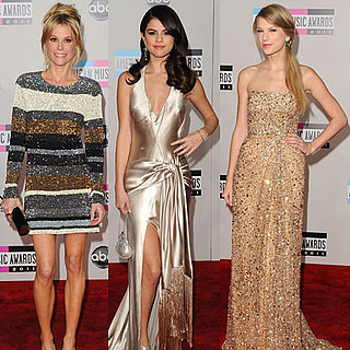 American Music Awards Red Carpet Dress Pictures