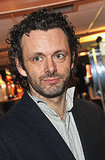 Michael Sheen hung out at the London premiere of My Week With Marilyn.