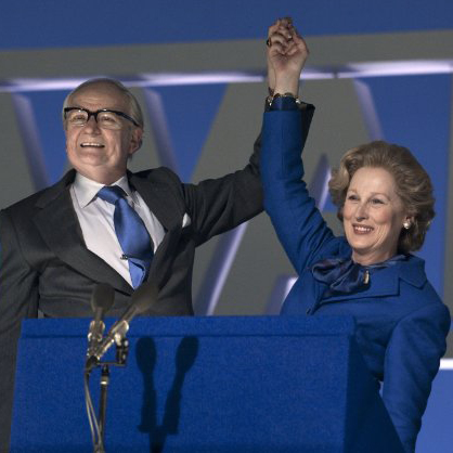 The Iron Lady Trailer Starring Meryl Streep as Margaret Thatcher