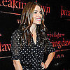 Nikki Reed on Breaking Dawn Wedding Scenes