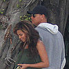 Pregnant Beyonce Knowles Pictures at Alex Rodriguez&#039;s House