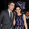 Kristen Stewart &amp; Robert Pattinson Pictures at Breaking Dawn