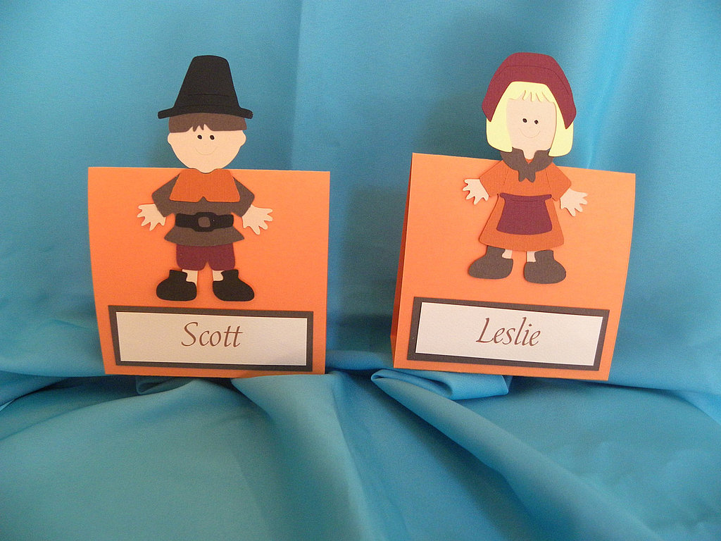 Pilgrim Placecards ($4)