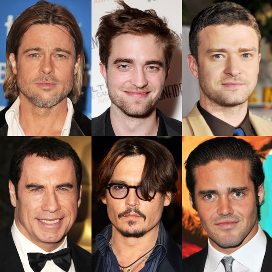 Celebrity Men Who Dye Their Hair