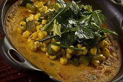 Tavernita: Thankful For Corn (and Poblano Chiles)