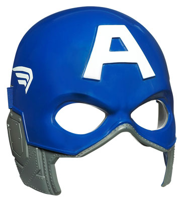 Kenner Captain America Movie Hero Mask ($15)