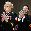Justin Timberlake at the Marine Corps Ball