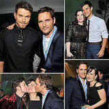 Kellan, Taylor, and Peter Let Loose at the Breaking Dawn Afterparty