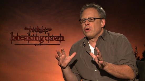 Video: Director Bill Condon on His Philosophy Behind the Birth Scene and Rob and Kristen's Chemistry
