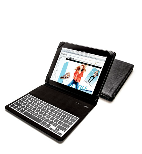 iPad Keyboard and Case ($150)