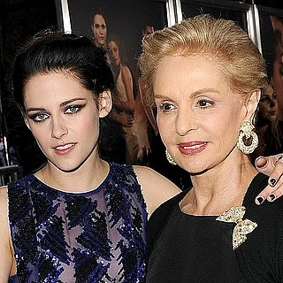 Kristen Stewart and Carolina Herrera Talk Bella Swan's Wedding Dress