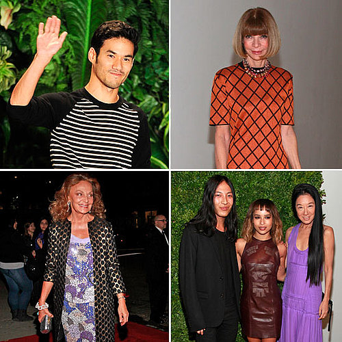Pictures of 2011 CFDA Winner Joseph Altuzarra and the Celebrity Party Pack: Chloe Moretz, Doutzen Kroes, Amanda Seyfried & more