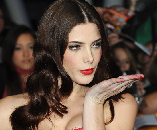 All the Beauty Looks From the Breaking Dawn: Part 1 Premiere