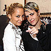 Nicole Richie at Milk Boutique Pop Up Shop Pictures