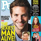 Bradley Cooper Named 2011 Sexiest Man Alive (Video)